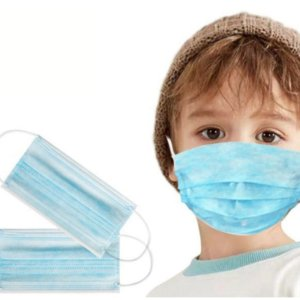 3-Layer Face Mask - children